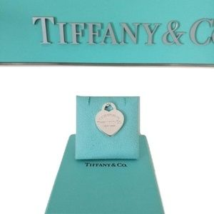 Return To Tiffany & Co. Sterling Silver